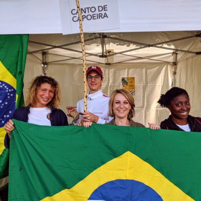 Forum associations Canto capoeira Sevres